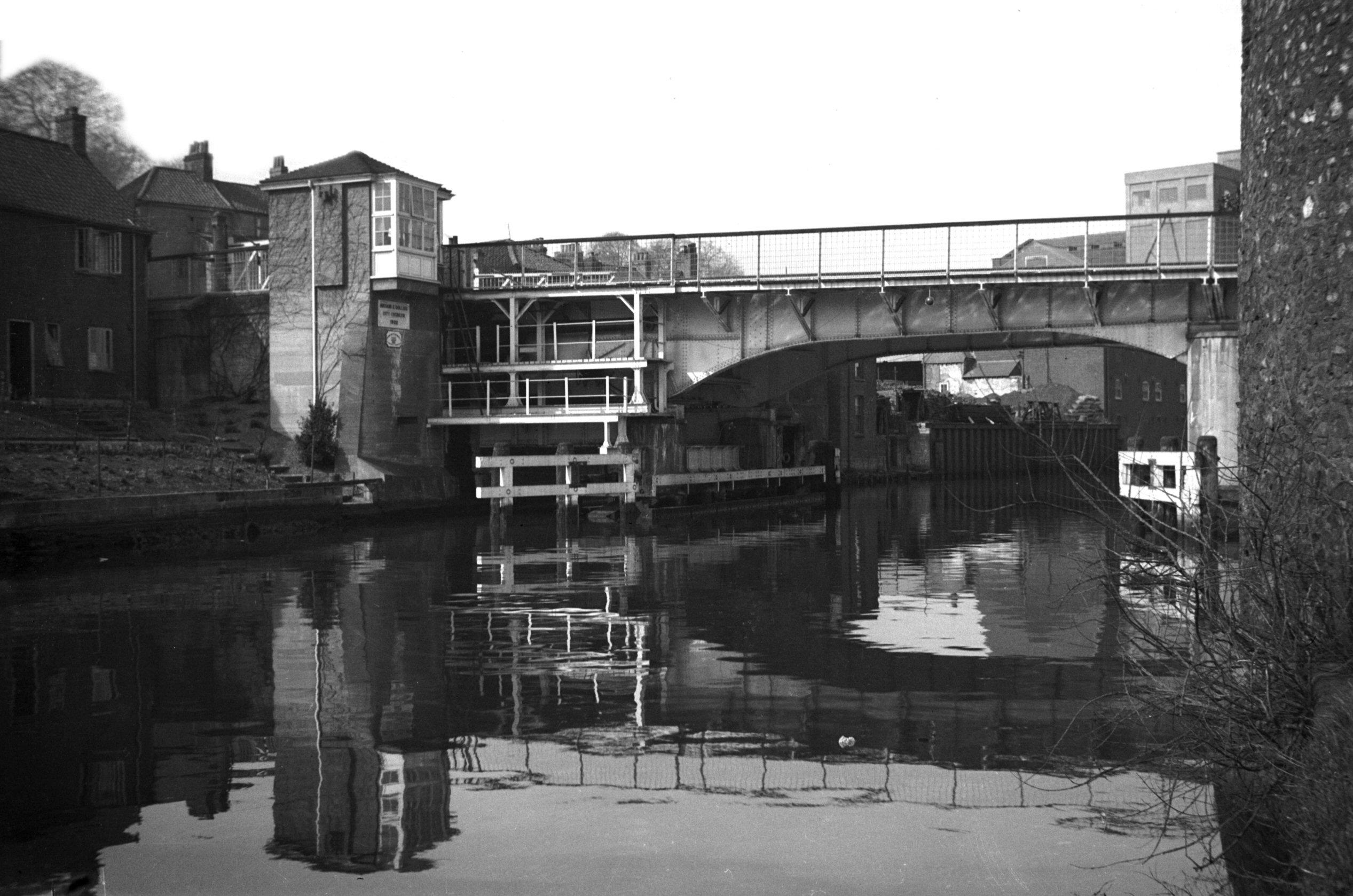 Norwich River Bridges